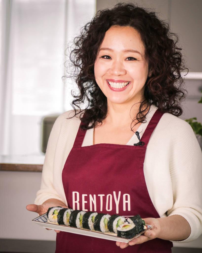 BentoYa Head Chef Akiko