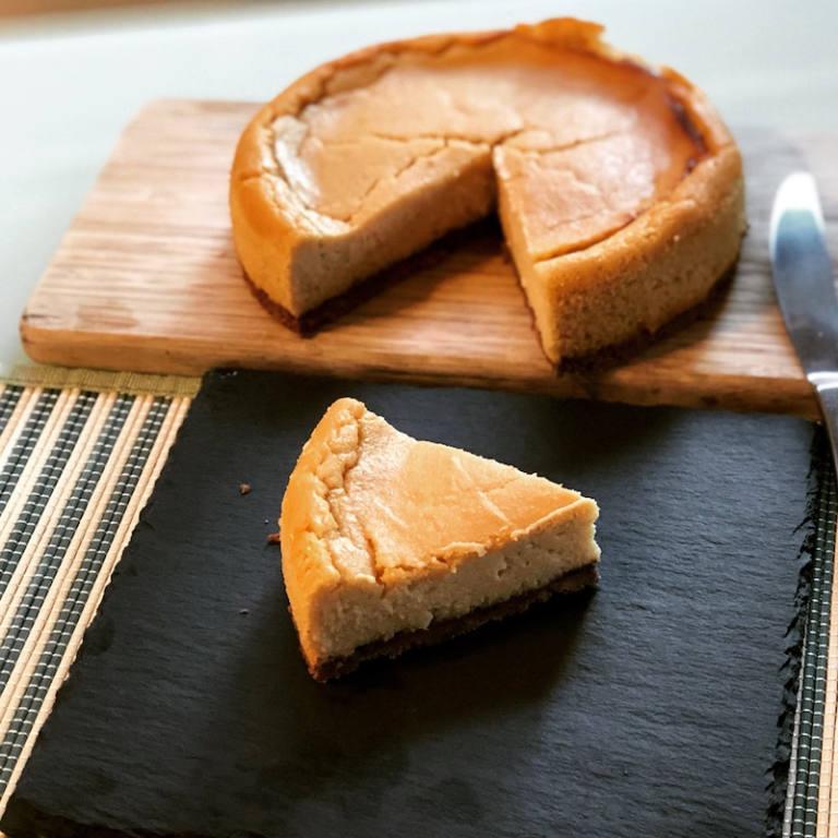 チーズを使わないチーズケーキ